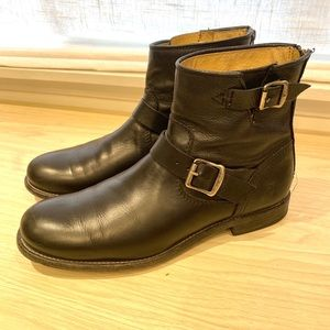 Frye Men's Engineer Boot - Black